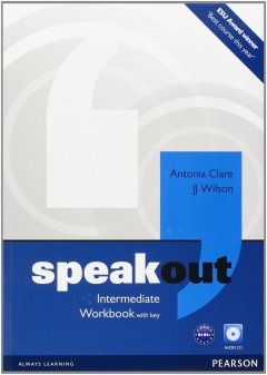 Speakout Inter: Workbook with Key with Audio CD