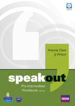 Speakout Pre-Inter: Workbook with Key with Audio CD