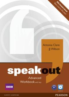 Speakout Adv: Workbook with Key with Audio CD