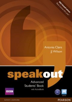 Speakout Adv: Student Book with DVD with Active Book
