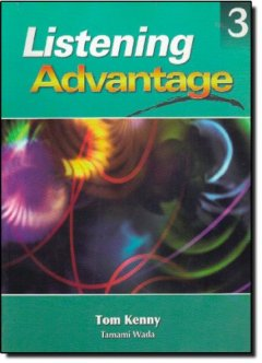 Listening Advantage 3: Student Book with Audio Cd