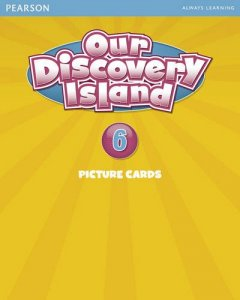 Our Discovery Island Ame 6: Picture Cards