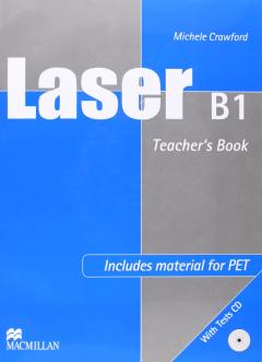 Laser B1: Teacher Book & Test Cd Pack