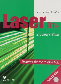 Laser B1+ (2 Ed.): Student Book & CD-ROM Pack
