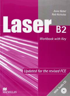 Laser B2 (2 Ed.) FCE: Workbook with key with Audio CD