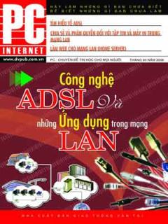 Công Nghệ ADSL Và Những Ứng Dụng Trong Mạng LAN