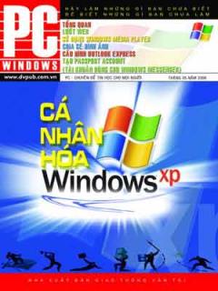 Cá Nhân Hoá Windows XP