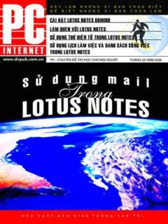 Sử Dụng Mail Trong Lotus Notes
