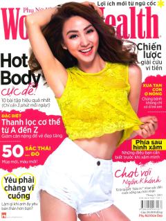 Women's Health - Phụ Nữ Khỏe Đẹp (Tháng 5/2015)