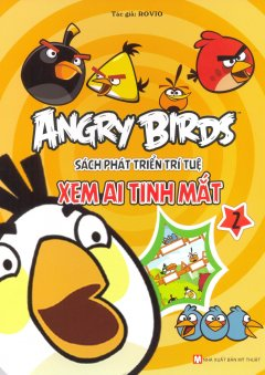 Angry Birds - Xem Ai Tinh Mắt (Tập 2)
