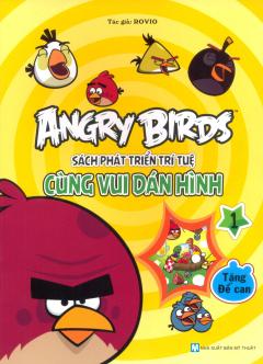 Angry Birds - Cùng Vui Dán Hình (Tập 1)