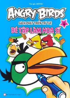 Angry Birds - Bé Tập Làm Họa Sĩ (Tập 4)