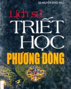 Lịch Sử Triết Học Phương Đông (Bìa Cứng)