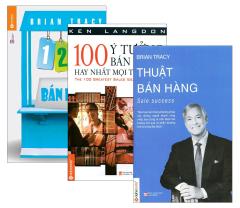 Bộ Sách Tuyệt Kỹ Bán Hàng (Bộ 3 Cuốn)