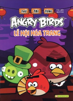 Thử Tài Cùng Angry Birds - Lễ Hội Hóa Trang