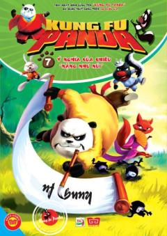 """Kung Fu Panda - Tập 7: Ý Nghĩa Của Chiêu """"Nặng Như Núi"""""""