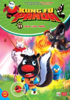 Kung Fu Panda - Tập 11: Pháo Xung Thiên