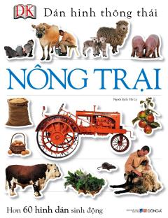 Dán Hình Thông Thái - Nông Trại