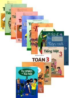 Bộ Sách Giáo Khoa Và Bài Tập Lớp 3
