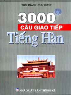 3000 Câu Giao Tiếp Tiếng Hàn