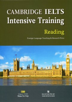 CAMBRIDGE IELTS Intensive Training - Reading