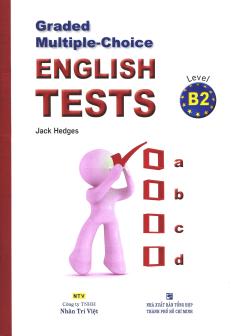 Graded Multiple-Choice English Tests - Level B2