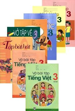 Bộ Sách Bổ Trợ Lớp 3