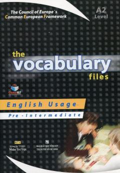 The Vocabulary Files - Pre-Intermediate (CEF Level A2)