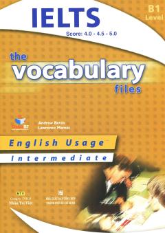 The Vocabulary Files - Intermediate (CEF Level B1)
