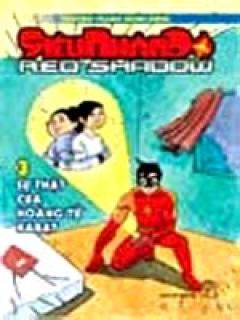 Siêu Nhân Đỏ - Tập 3