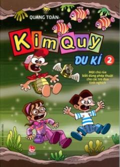 Kim Quy Du Kí - Tập 2