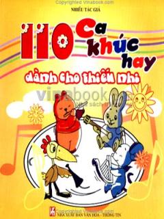 110 Ca Khúc Hay Dành Cho Thiếu Nhi