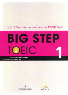 Big Step Toeic 1 (Kèm 1 CD)