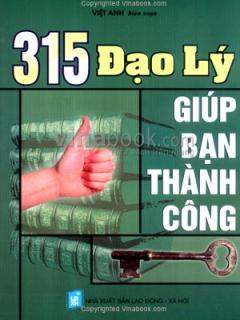 315 Đạo Lý Giúp Bạn Thành Công