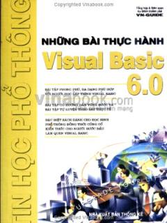 Những Bài Thực Hành Visual Basic 6.0