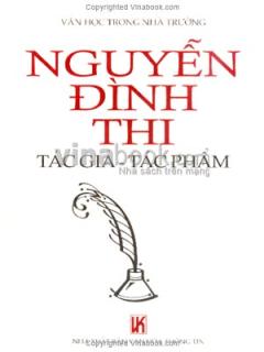 Nguyễn Đình Thi - Tác Giả, Tác Phẩm (Văn Học Trong Nhà Trường)