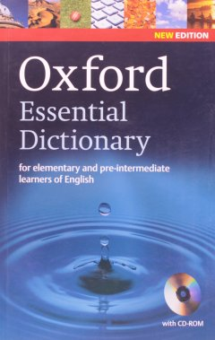 Oxford Essential Learner's Dictionary: CD-ROM Pack