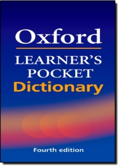 Oxf Learner's POCKET Dict 4E