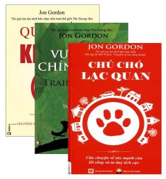 Bộ Sách Bán Chạy Của Jon Gordon (Bộ 3 Cuốn)