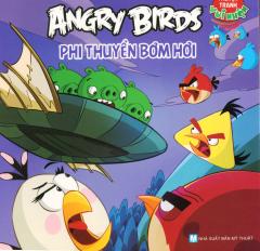 Angry Birds - Phi Thuyền Bơm Hơi
