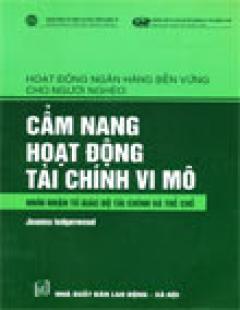 Cẩm Nang Hoạt Động Tài Chính Vi Mô