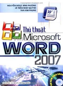 Thủ Thuật Microsoft Word 2007 - Dùng Kèm Đĩa CD