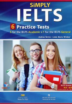 Simply IELTS - 6 Practice Tests (Kèm 1 CD)