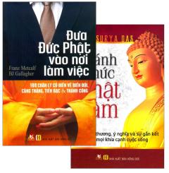 Combo Phật Tâm Vào Nơi Làm Việc (Bộ 2 Cuốn)