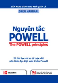 Bộ Sách Cẩm Nang Dành Cho Nhà Quản Lý - Nguyên Tắc Powell