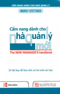 Cẩm Nang Dành Cho Nhà Quản Lý Mới