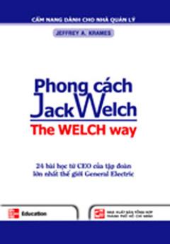 Bộ Sách Cẩm Nang Dành Cho Nhà Quản Lý - Phong Cách Jack Welch