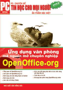 Ứng Dụng Văn Phòng Mã Nguồn Mở Chuyên Nghiệp OpenOffice.org