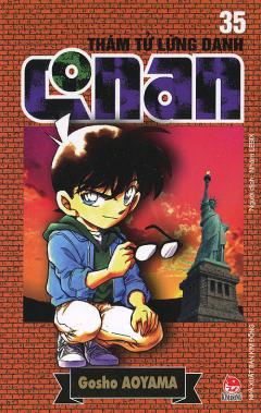 Thám Tử Lừng Danh Conan - Tập 35 (Tái Bản 2015)