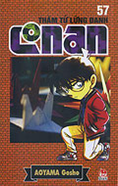 Thám Tử Lừng Danh Conan - Tập 57 (Tái Bản 2015)